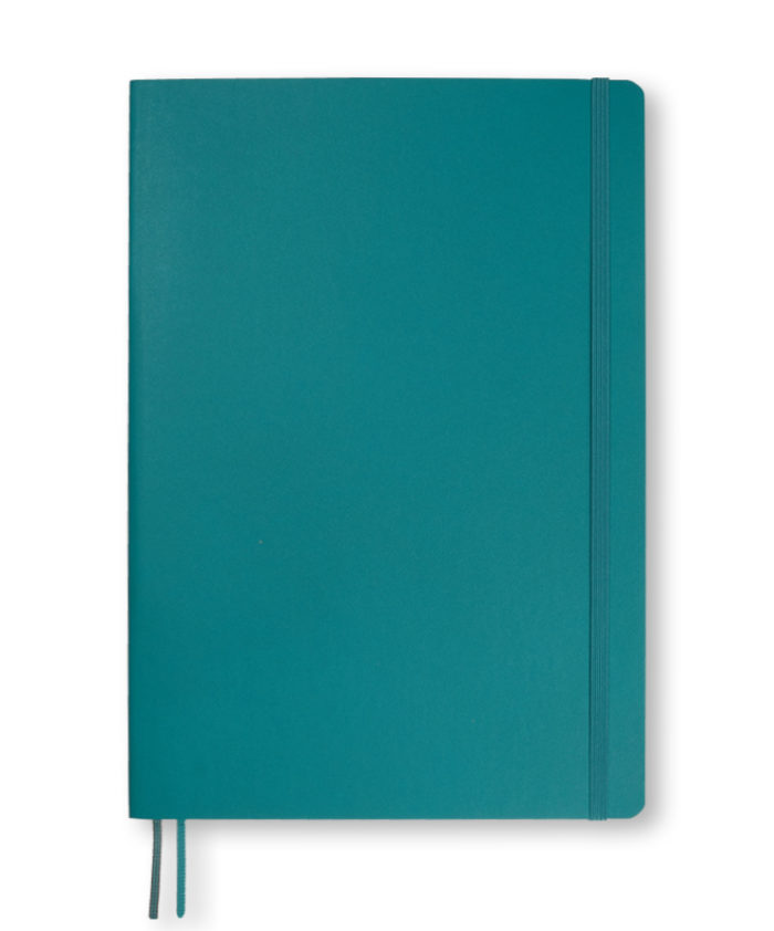 B5 Pacific Green Leuchtturm1917 softcover notebook