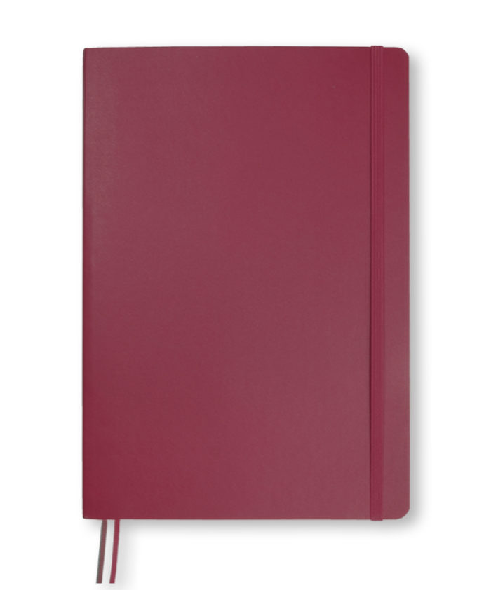 B5 Port Red Leuchtturm1917 softcover notebook