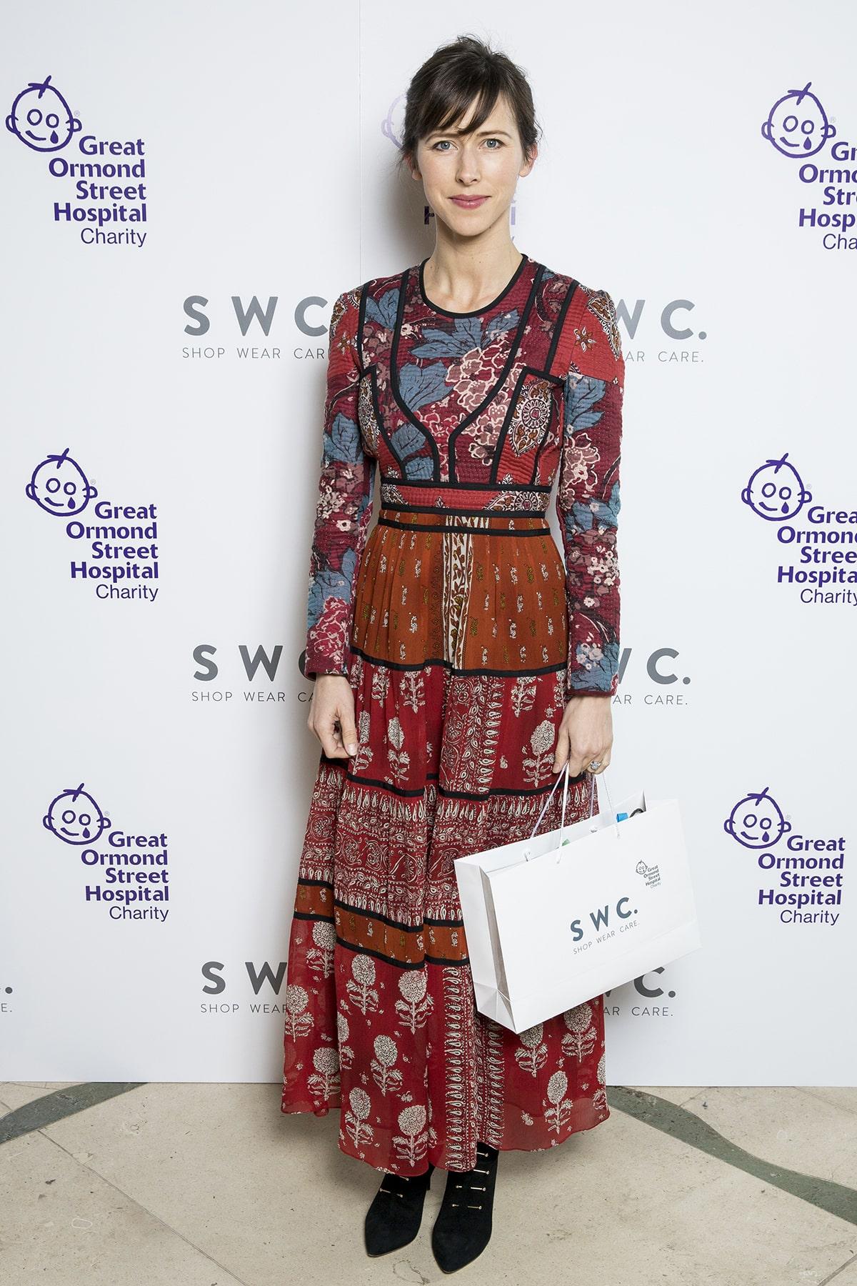 Shop Wear Care at Claridges, London, Britain - 16 Nov 15