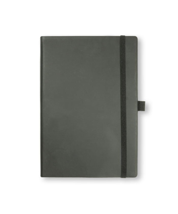 A5 Black Veleta notebook