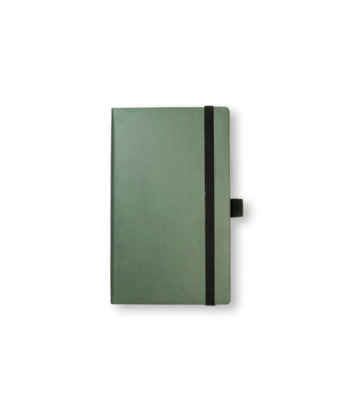 A6 Green pocket Veleta notebook