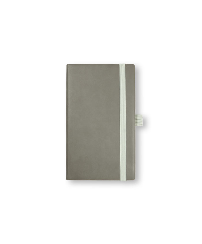 A6 Grey pocket Veleta notebook