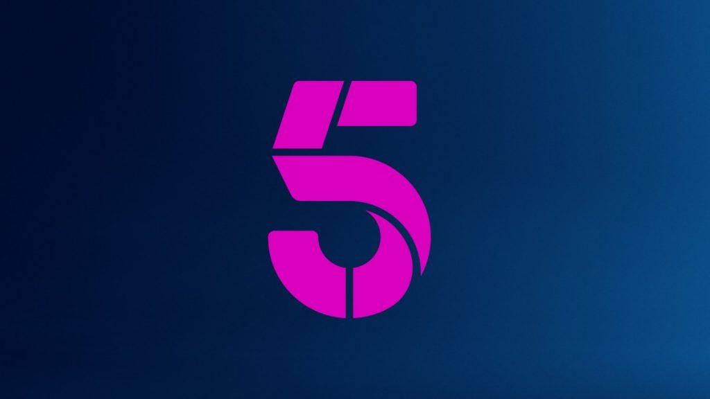 Channel 5 rebrand