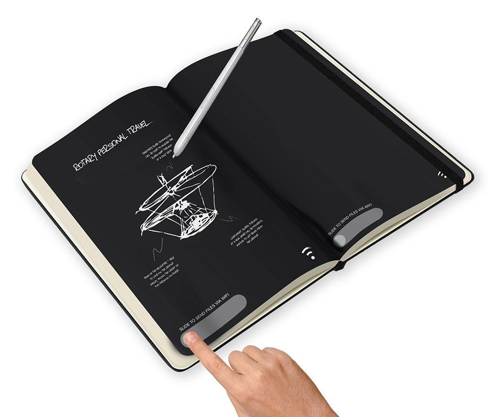 Twitch Graphene notebook
