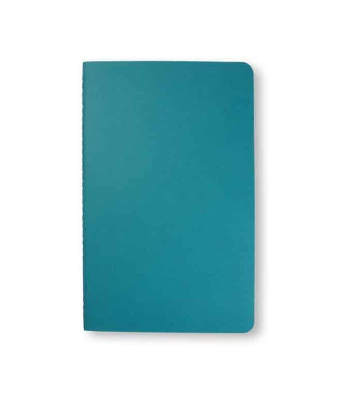A5 Brisk Blue Moleskine cahier notebook
