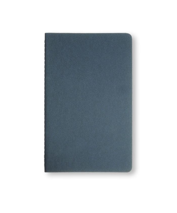 A5 Indigo Blue Moleskine cahier notebook