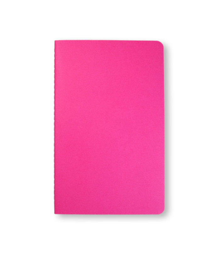 A5 Kinetic Pink Moleskine cahier notebook