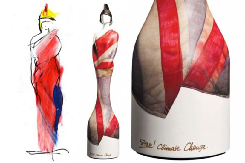 Brit award Vivienne Westwood