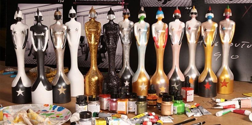 Pam Hogg Brit award