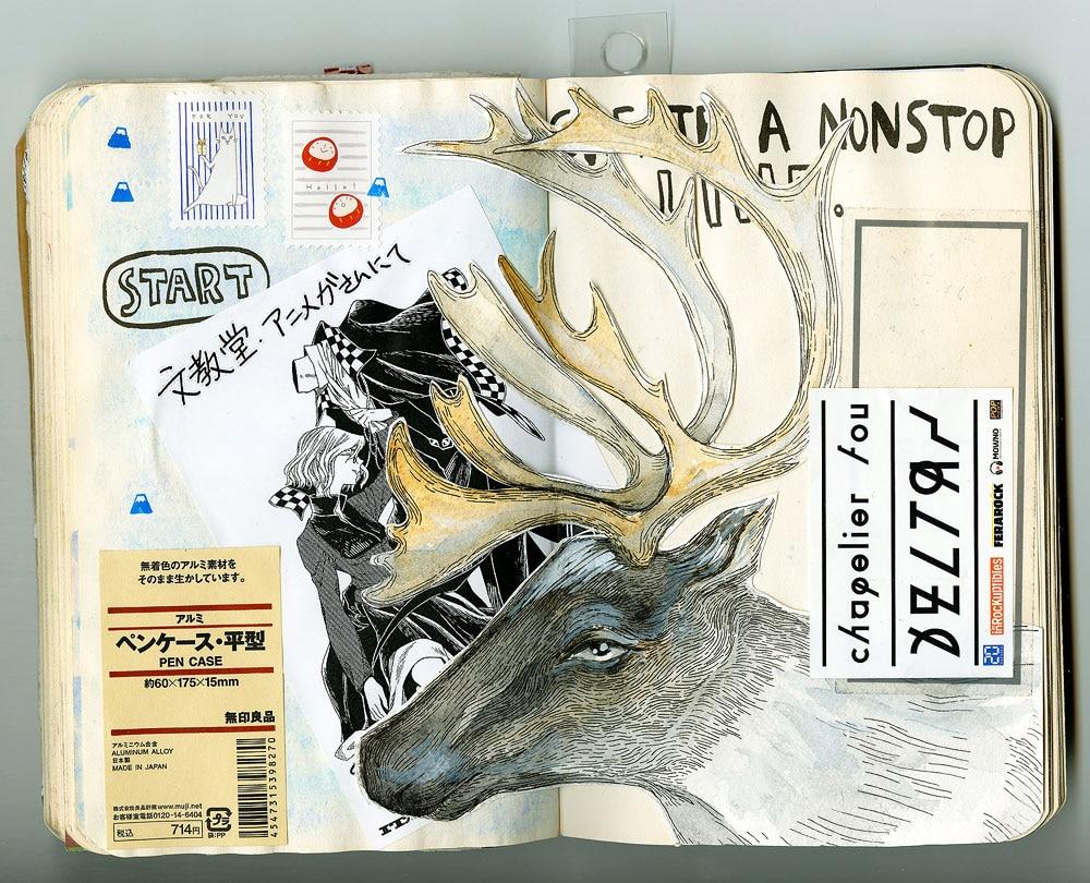 Natalia Platonova notebook art-03