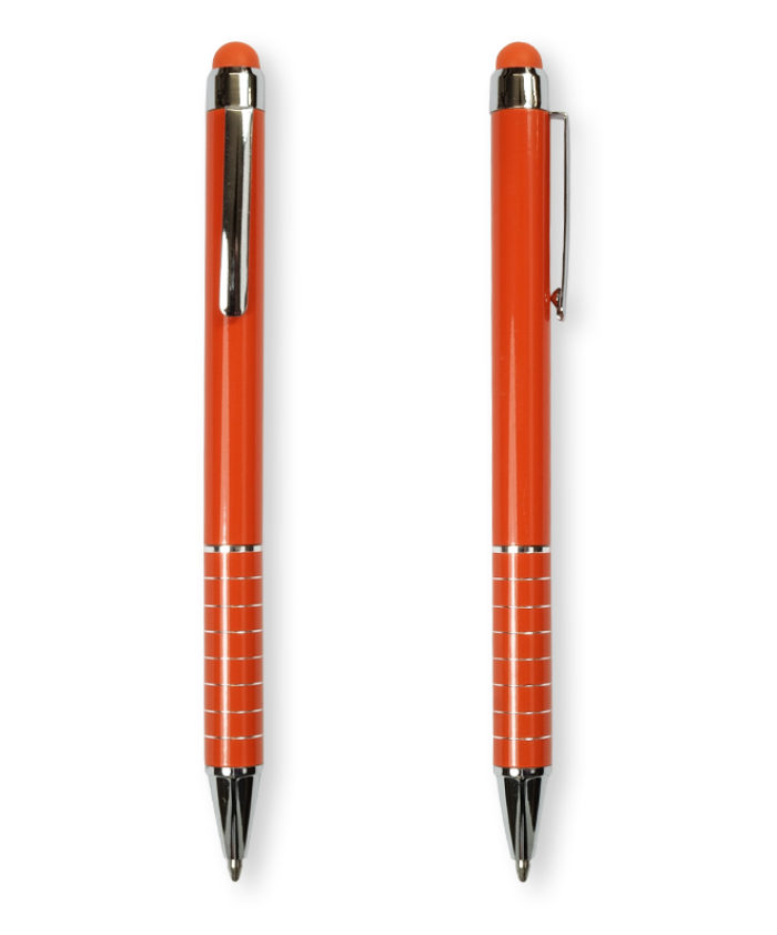 Prism Stylus Pen Orange
