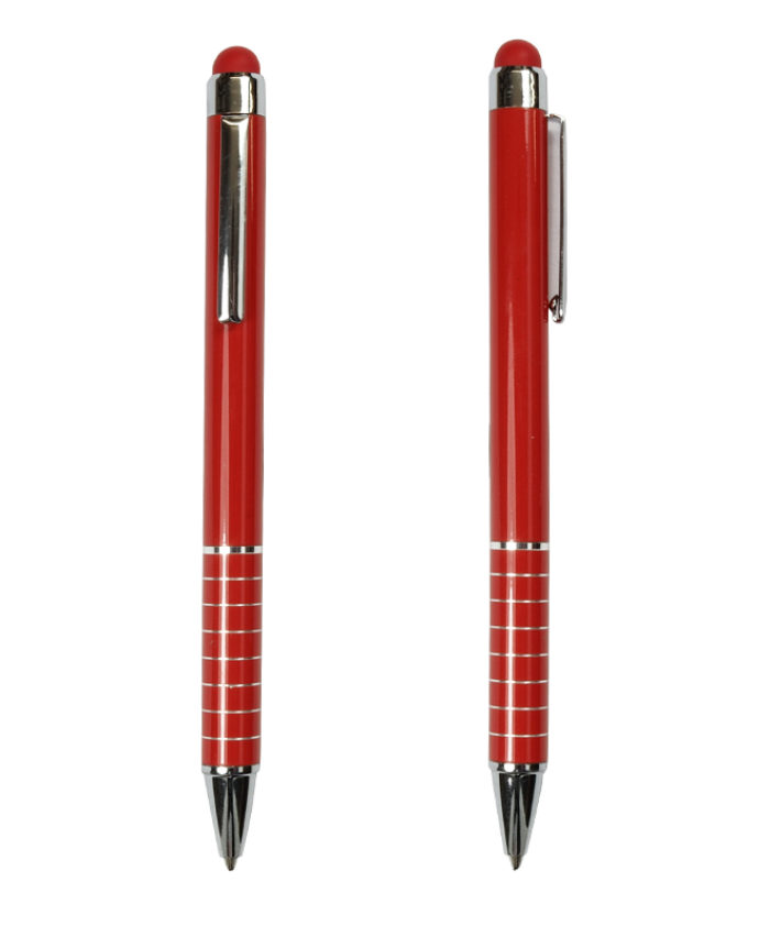 Prism Stylus Pen Red