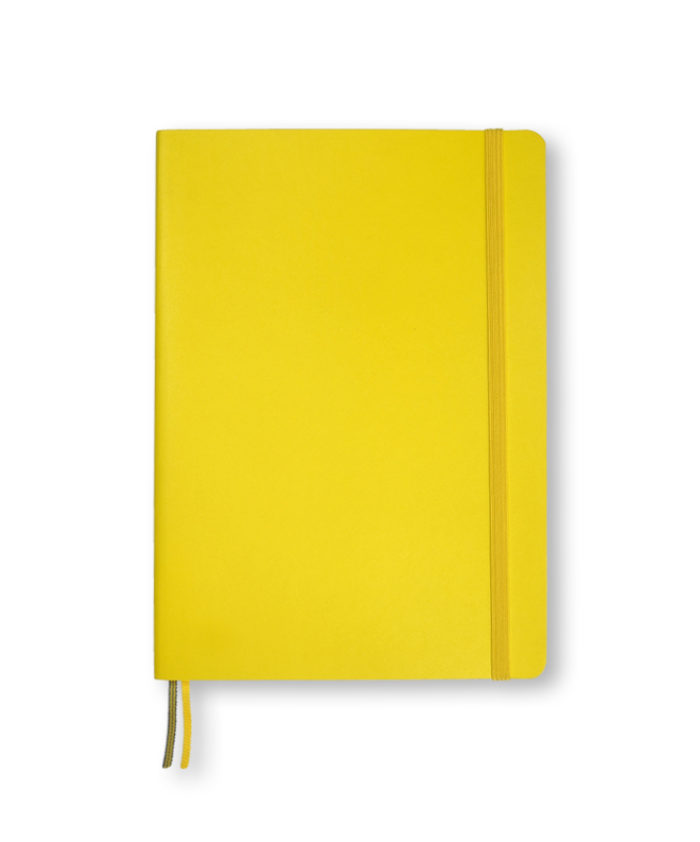 A5 Leuchtturm1917 Lemon softcover weekly planner
