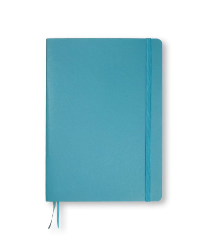 A5 Leuchtturm1917 Nordic Blue softcover weekly planner