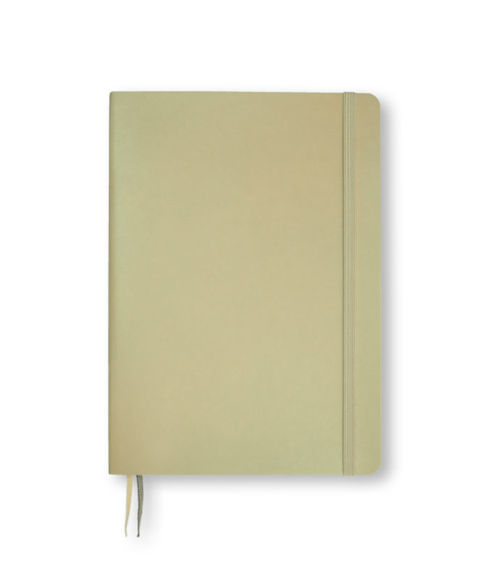 A5 Leuchtturm1917 Sand softcover weekly planner