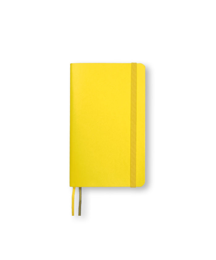 A6 Lemon Leuchtturm1917 softcover weekly planner