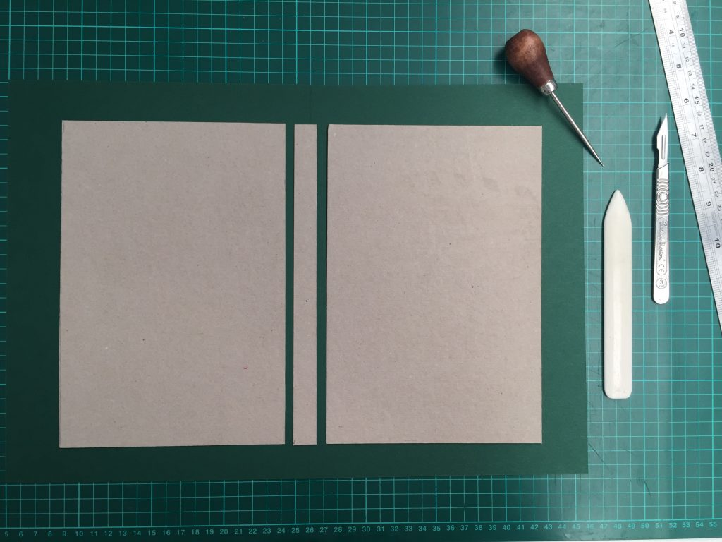 Case-covering-technique-book-binding