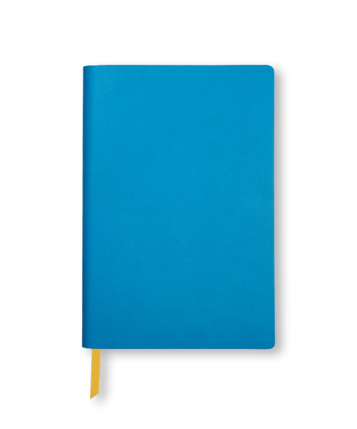 A5 Cyan Duo Softcover