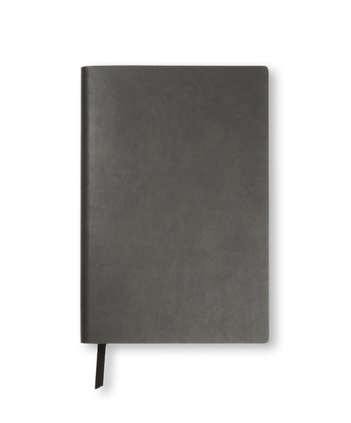 A5 Dark Grey Duo Softcover