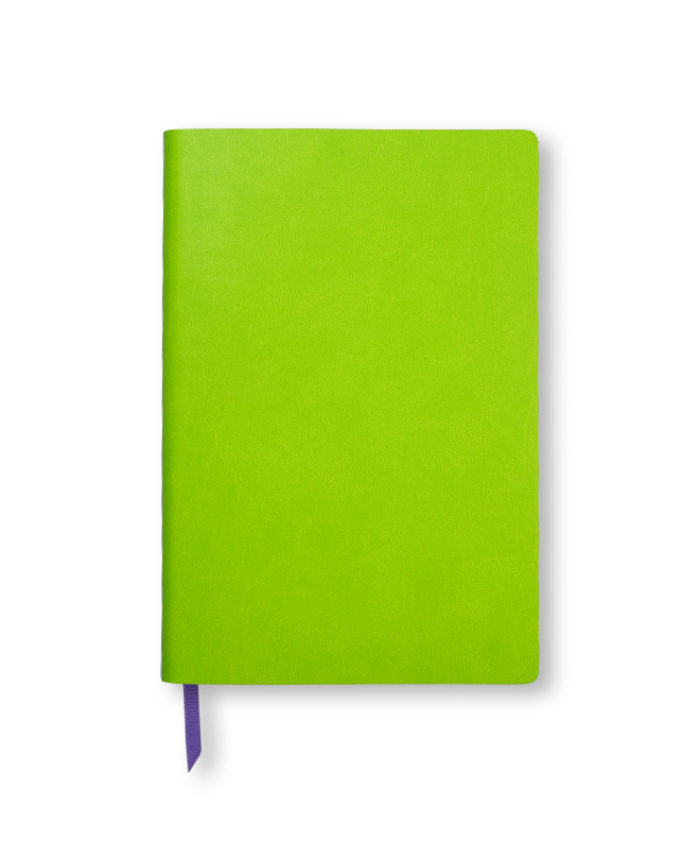 A5 Green Duo Softcover