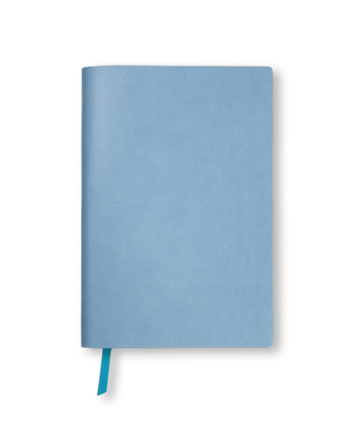 A5 Powder Blue Duo Softcover