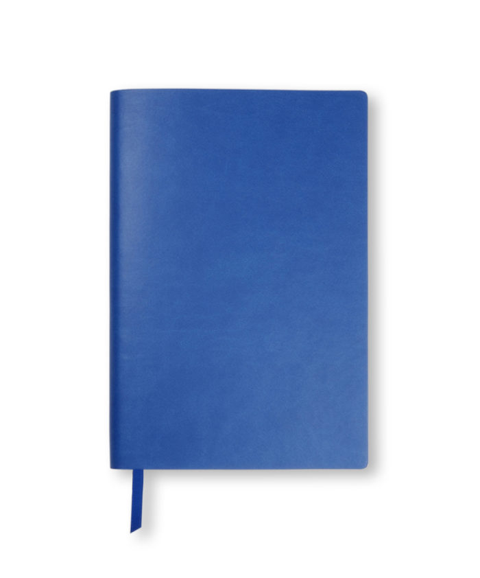 A5 Royal Blue Duo Softcover