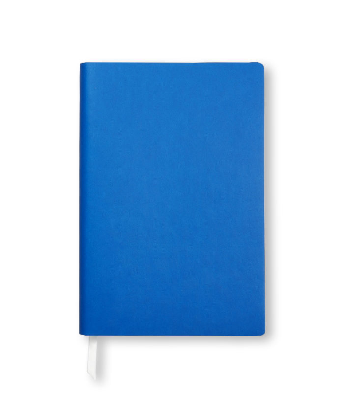 A5 Sky Blue Duo Softcover