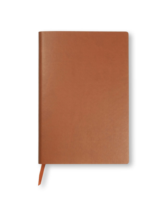 A5 Tan Duo Softcover