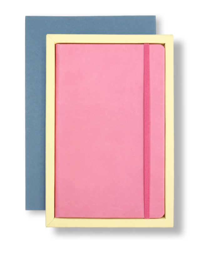A5 Blue/Yellow Castelli tray case