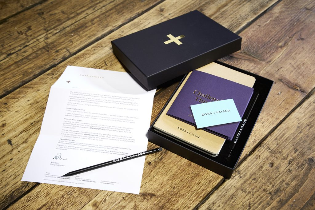 branded notebooks-born-and-raised-gift-pack
