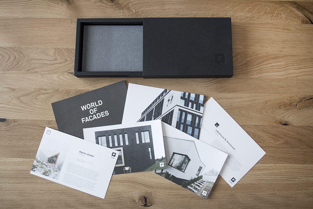 Rieder branded packaging portfolio