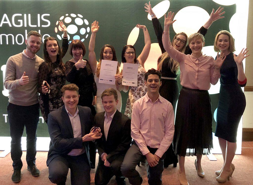 ashford business awards winners