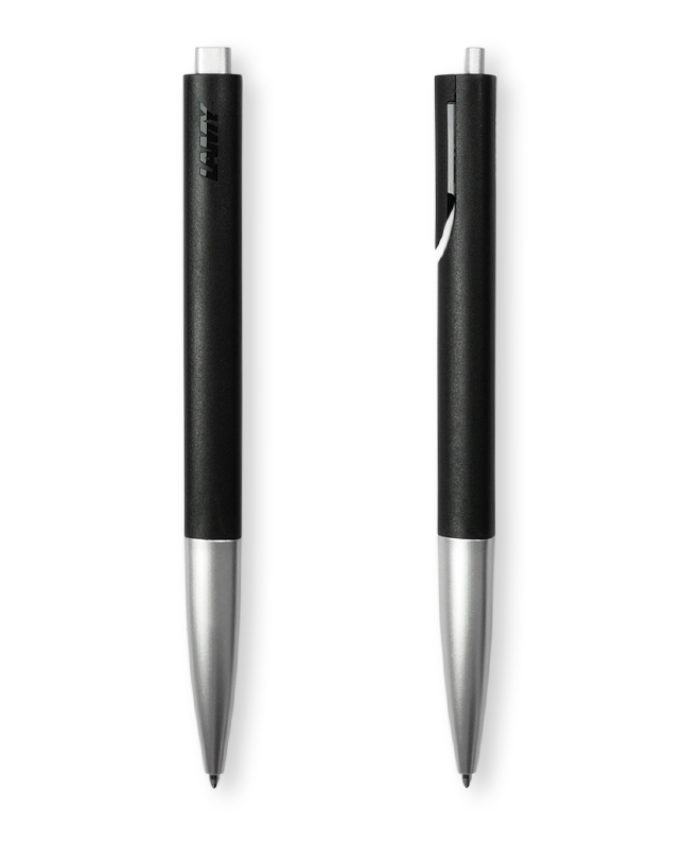 Lamy Black Noto Chrome Pen
