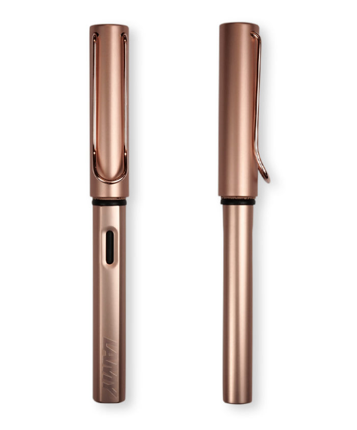 Lamy Rose Gold LX Fountain Pen