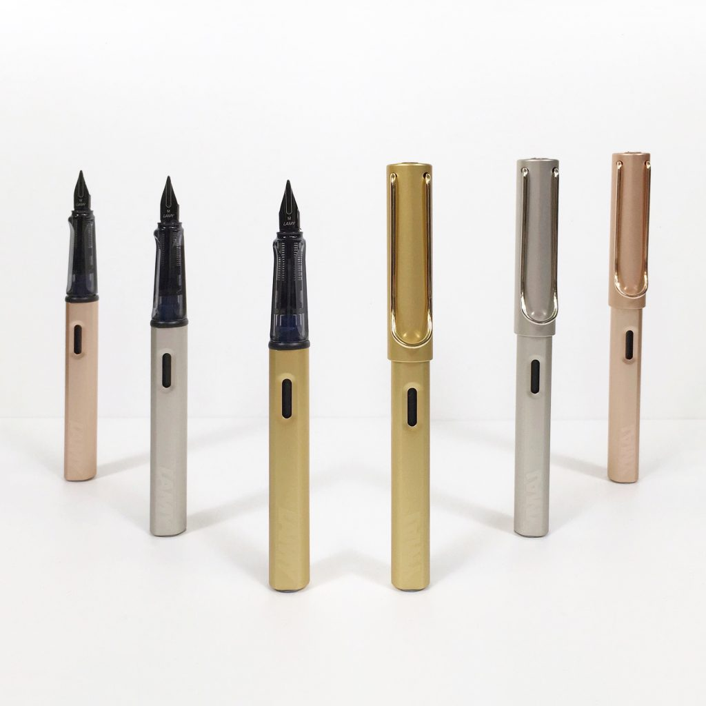 Lamy Lx Fountain high quality pens