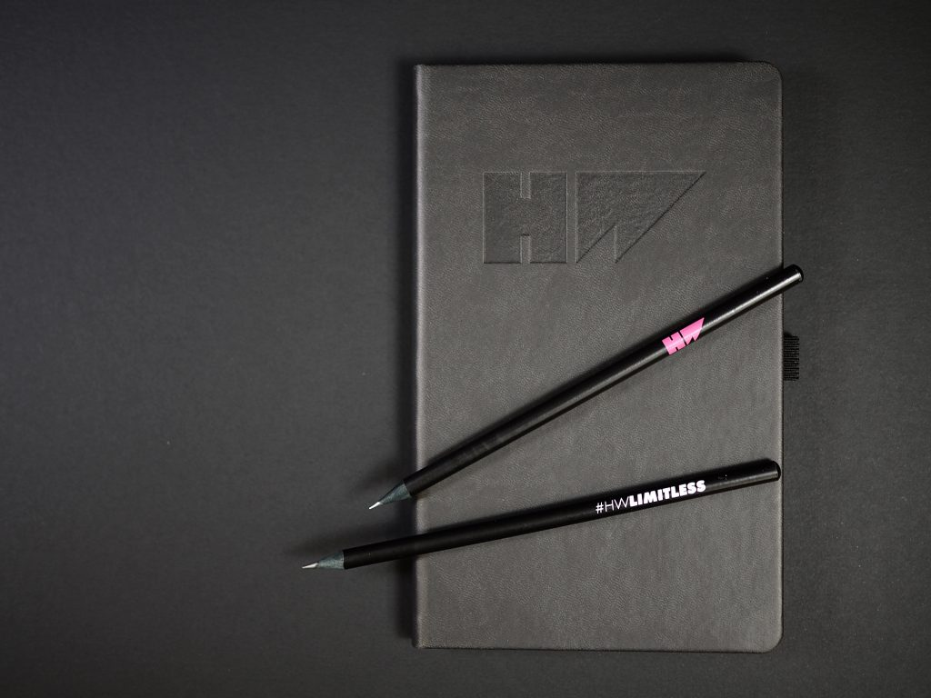 Hotwire-personalised-products-notebooks-pencils