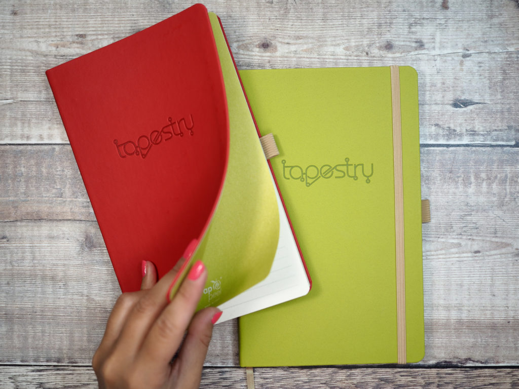Appeel-Notebook-Debossed-for-Tapestry