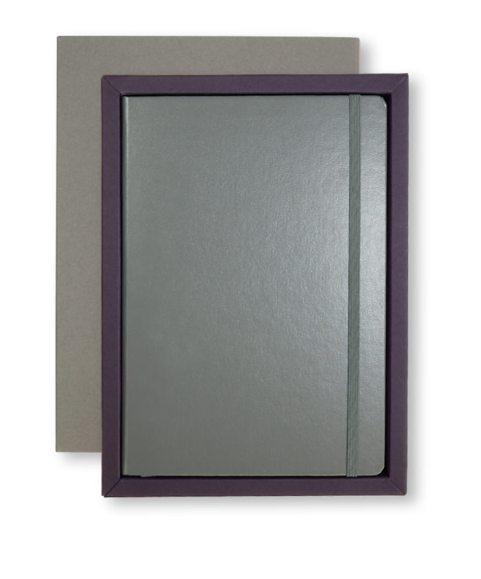A5 Grey/Purple Leuchtturm1917 Slip Case