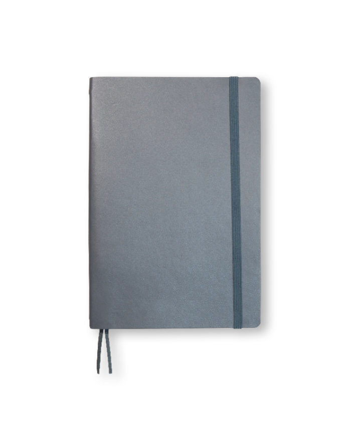 B6+ Anthracite softcover notebook
