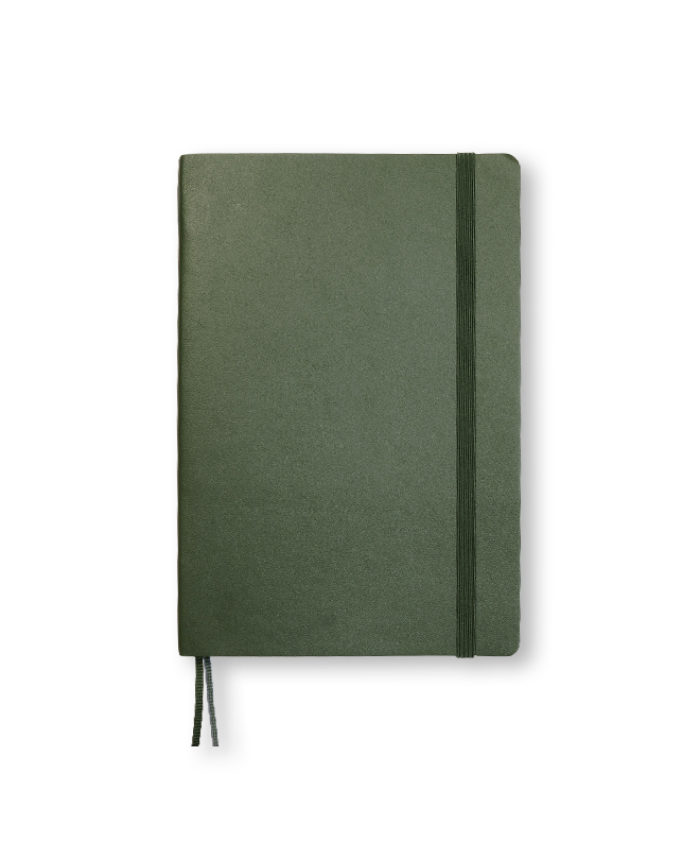B6+ Army softcover notebook