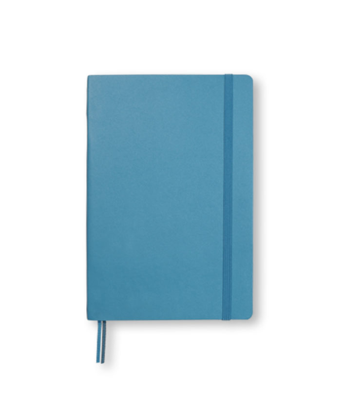 B6+ Nordic Blue softcover notebook
