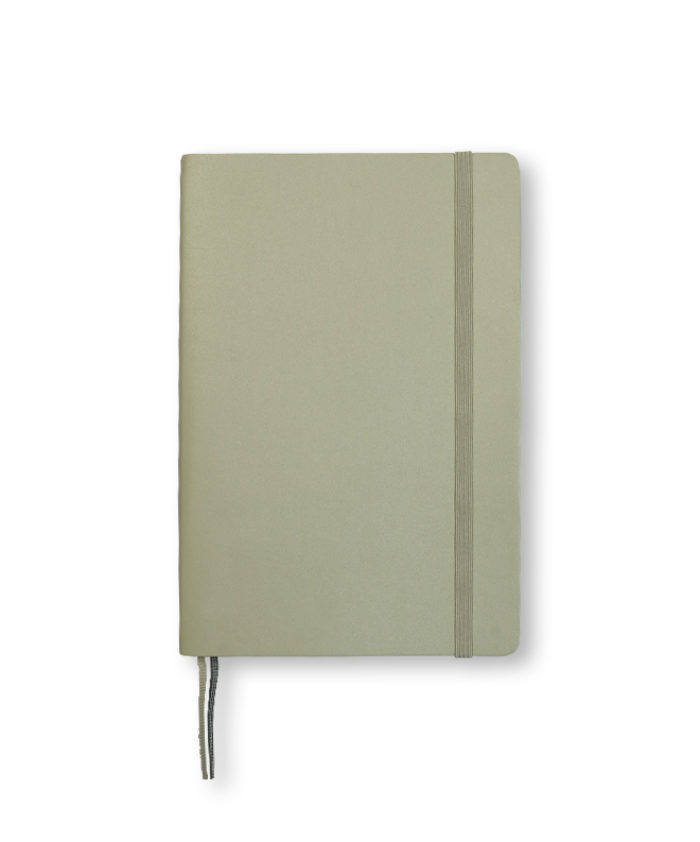 B6+ Sand softcover notebook