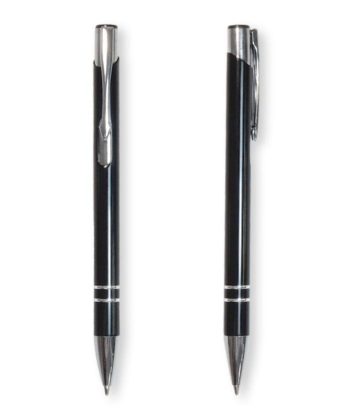 Black Deck ballpoint pen