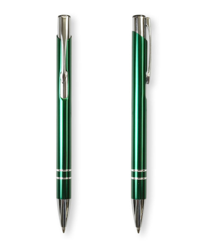 Green Deck ballpoint pen