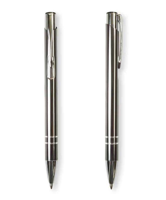 Gun Metal Deck ballpoint pen