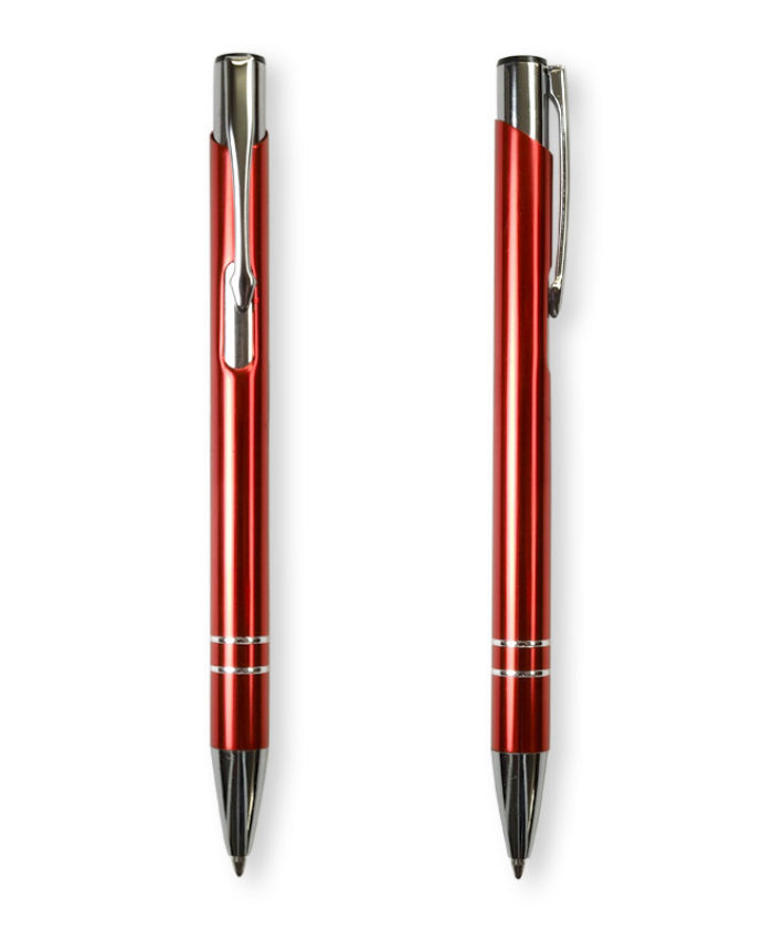 Red Deck ballpoint pen