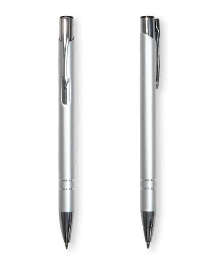 Silver Deck ballpoint pen