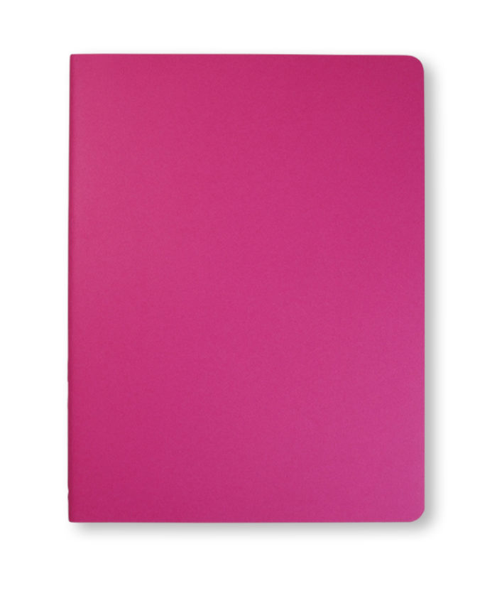 A4 Kinetic Pink Moleskine Cahier journal