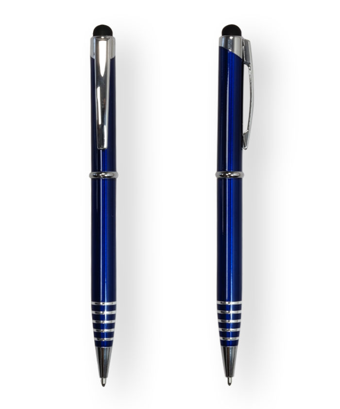 Blue FX Stylus Ballpoint Pen