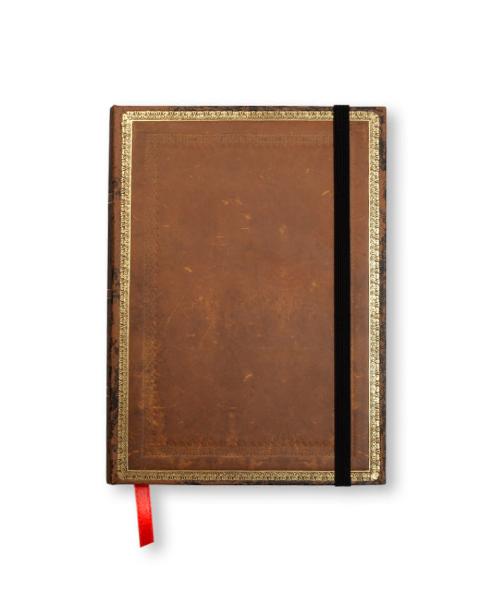 Midi Handtooled Classic Old Leather Paperblanks Notebook